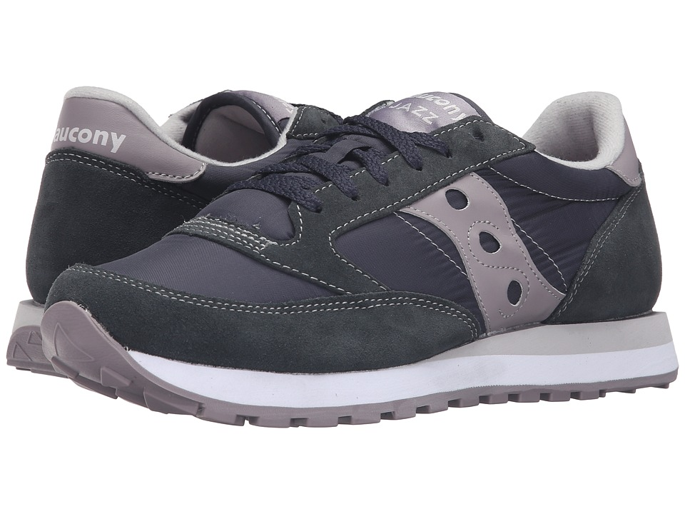 Saucony Originals - Jazz Original (Charcoal/Grey) Men