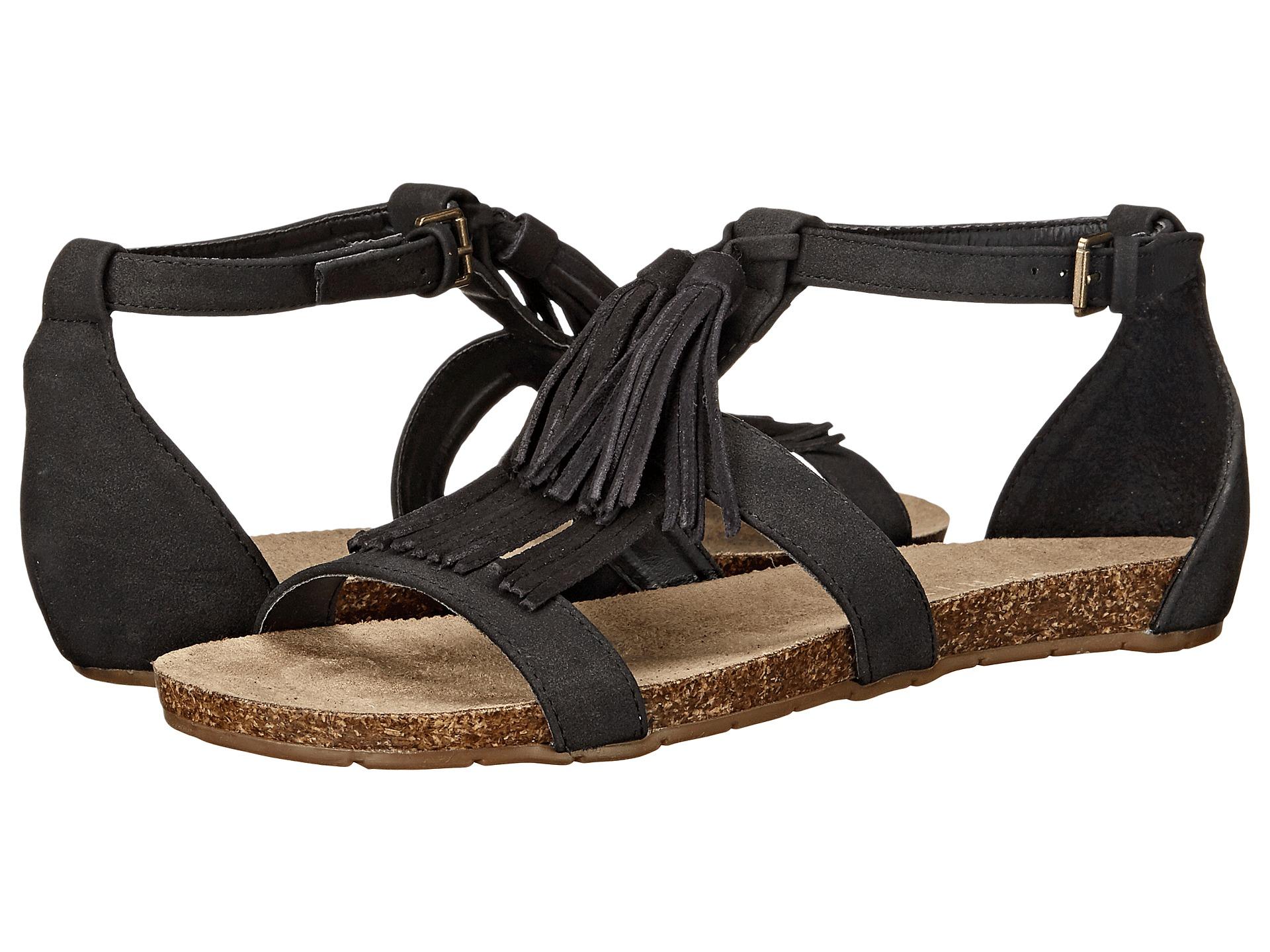 Black esprit sandals - Black Esprit Sandals 46