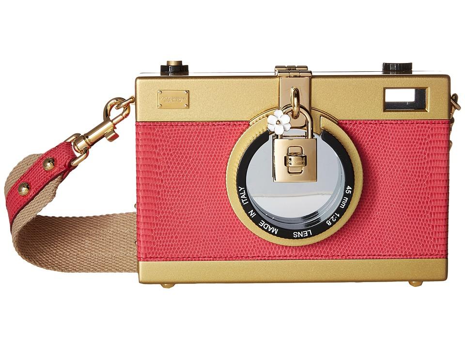 Dolce amp Gabbana Shoulder Bag Multi Ciclamino Shoulder Handbags