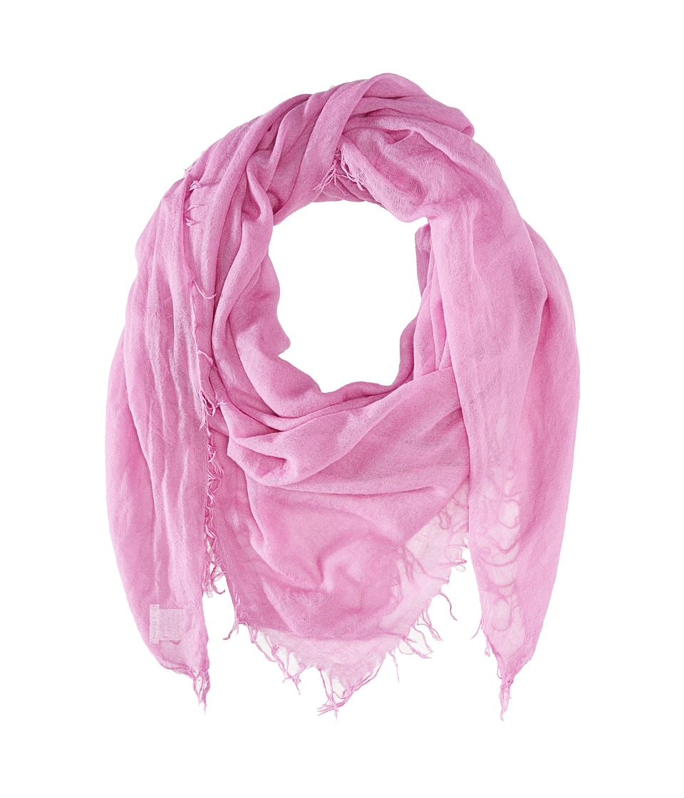 Chan Luu Cashmere and Silk Scarf Violet Scarves