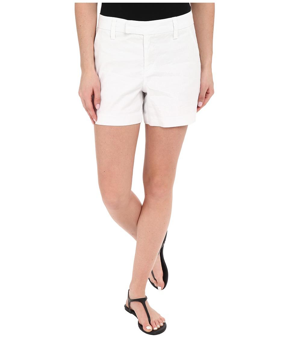Level 99 Slack Shorts Optic White Womens Shorts