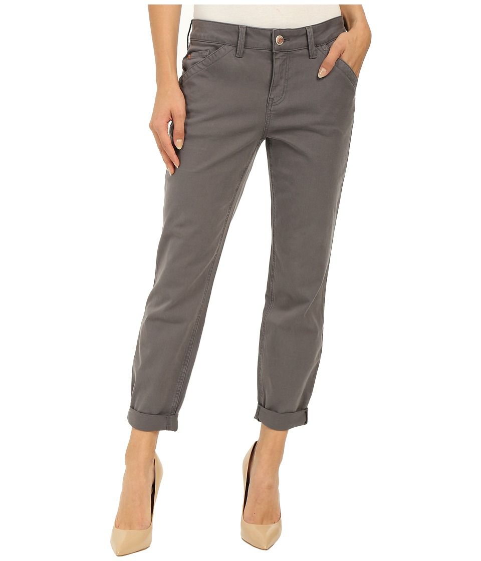 Level 99 Ryan Tomboy Trousers Oyster Womens Casual Pants