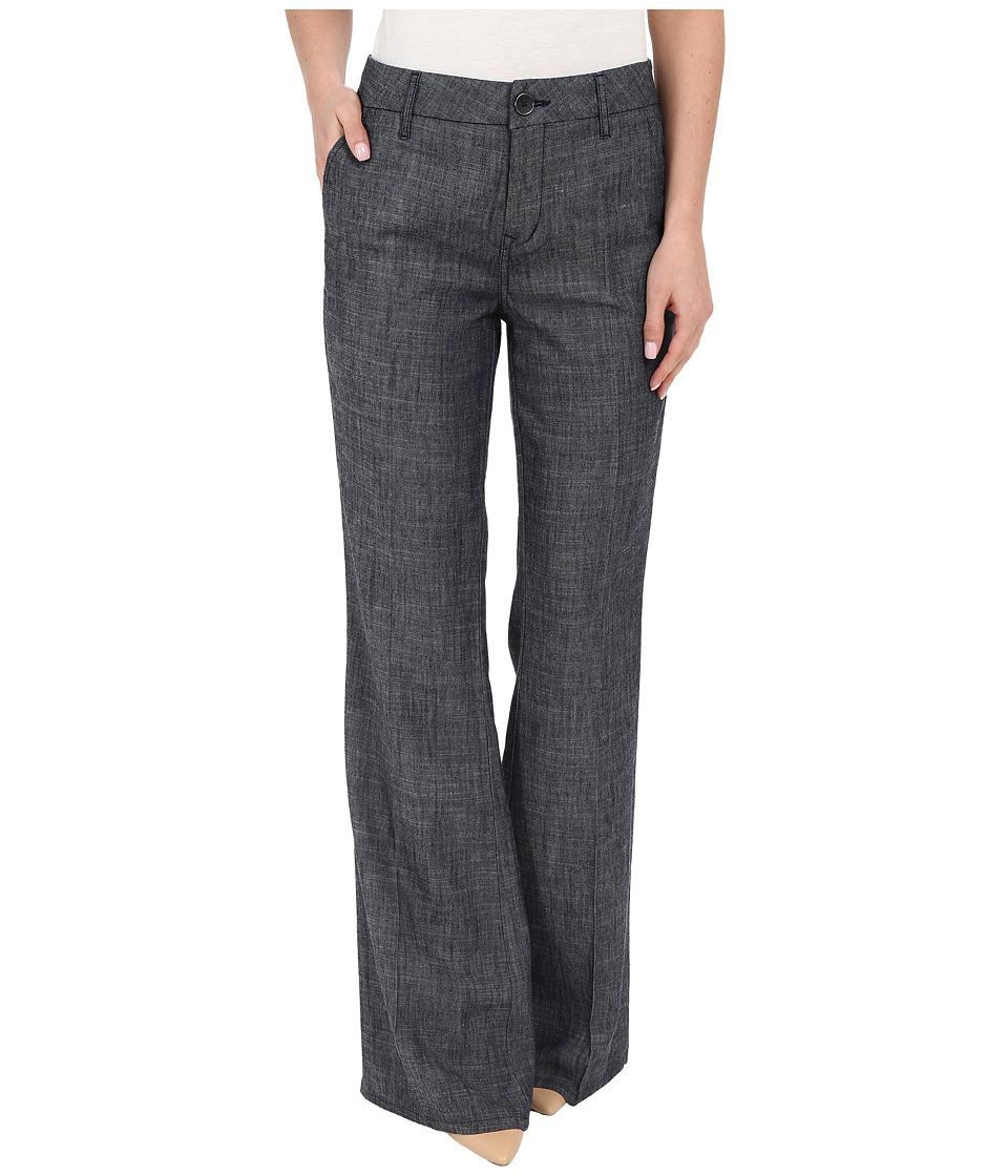 Level 99 Tanya Trousers Indigo Womens Casual Pants