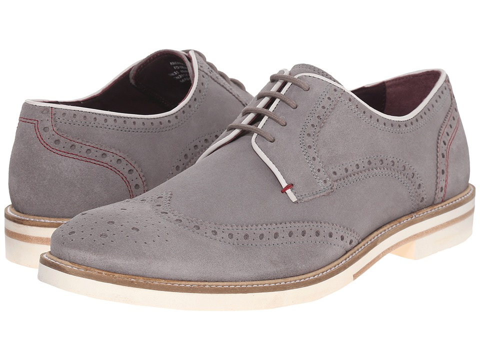Ted Baker Archerr 2 (Light Grey Suede) Men