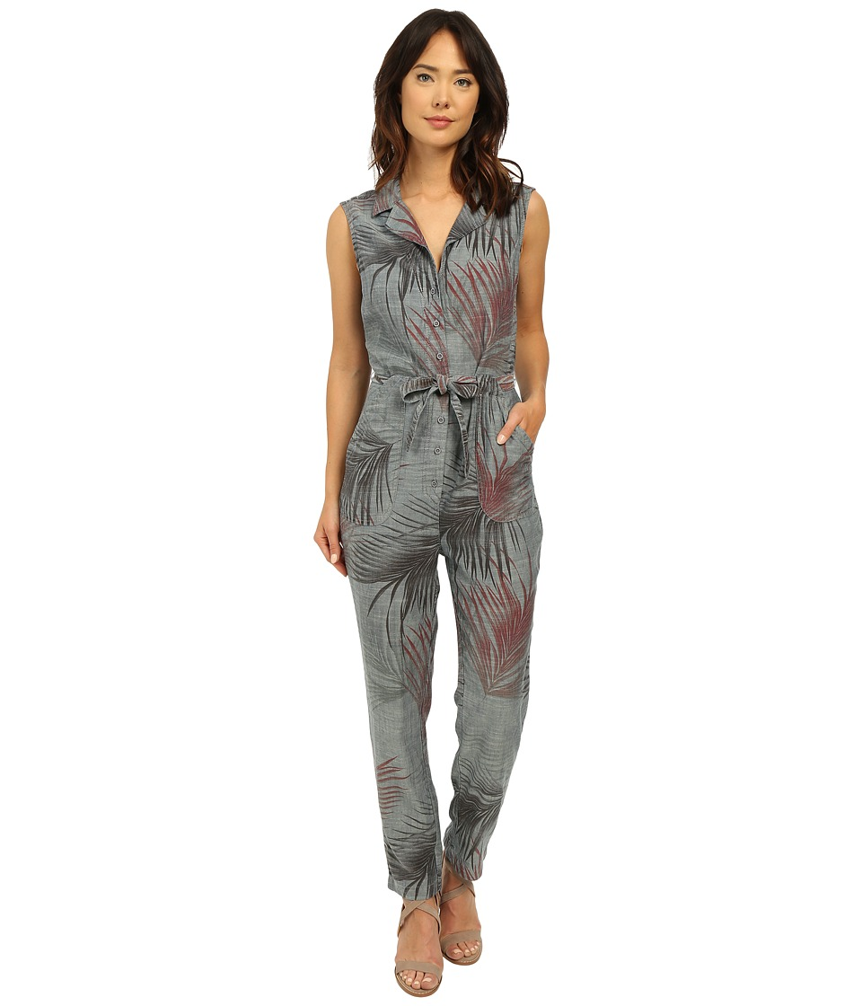 Level 99 Brie Jumper Palma Womens Jumpsuit Rompers One Piece