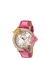 Betsey Johnson - BJ00584-03 - 3D Crystal Butterfly