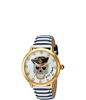 Betsey Johnson - BJ00084-90 - Nautical Skull