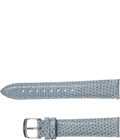 Michele - 18mm Strap Air Blue Lizard