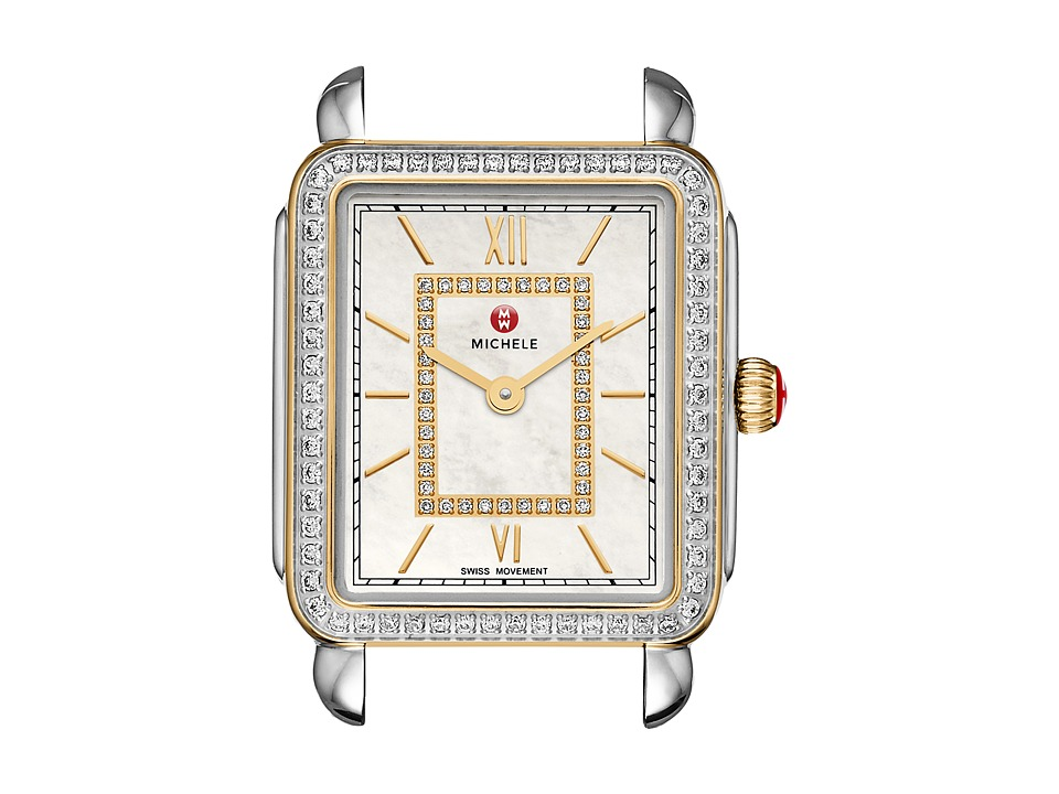 Michele - 16mm Deco II Mid-Size Diamond Two