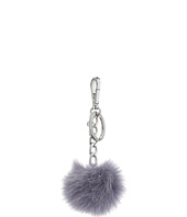 MICHAEL Michael Kors - Key Charms Fur Pom Pom