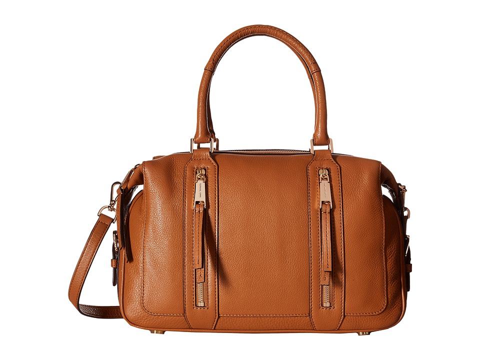 MICHAEL Michael Kors Julia Large Satchel Acorn Satchel Handbags