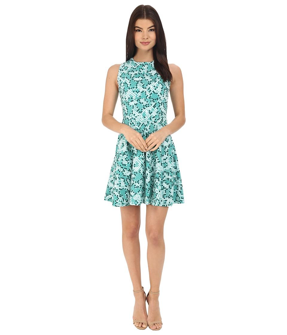Susana Monaco Caroline Dress Maui Combo Womens Dress