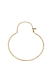 Vanessa Mooney - The Swan Tiny Bead Choker Necklace