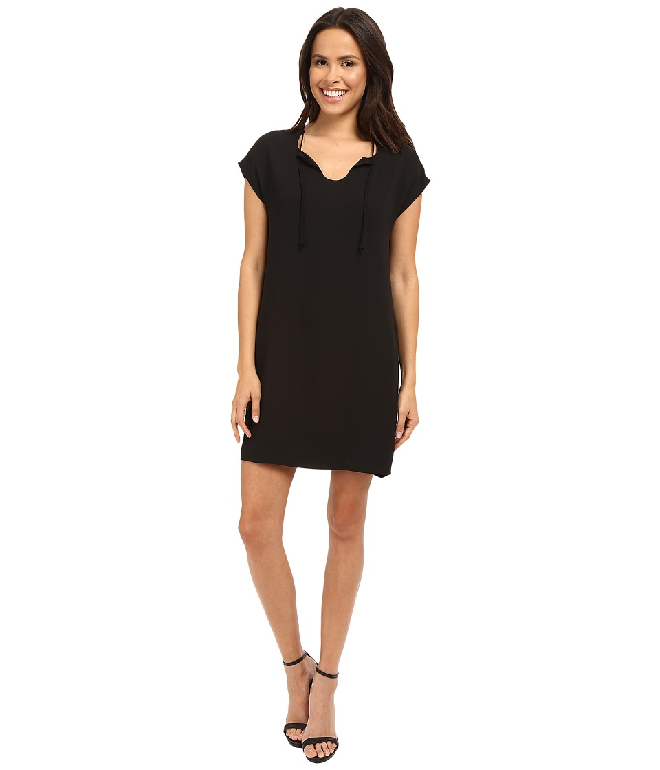 Susana Monaco Jana Dress Black Womens Dress