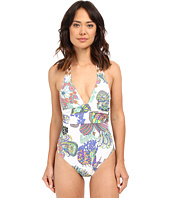 Trina Turk - Finding Dory Plunge One-Piece