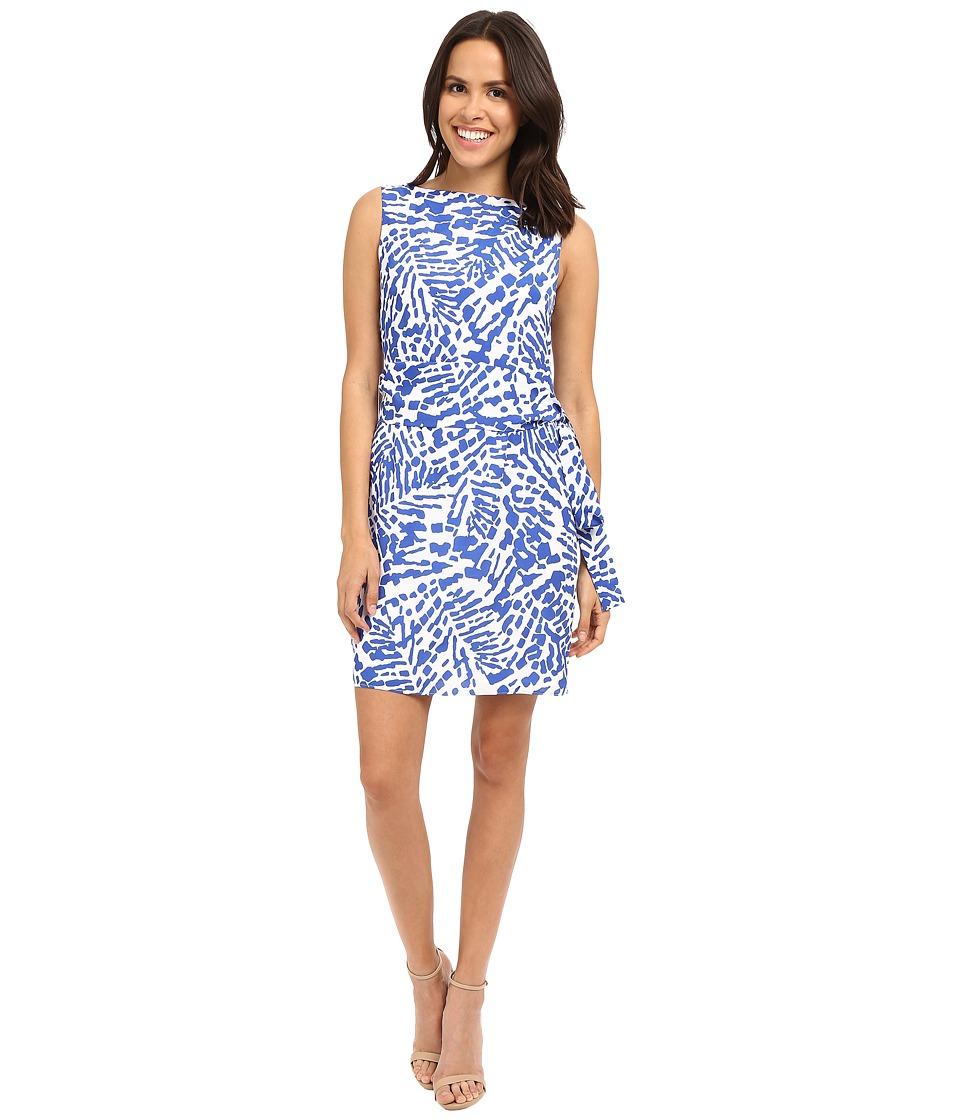 Susana Monaco Amaryliss Dress Lapis Womens Dress