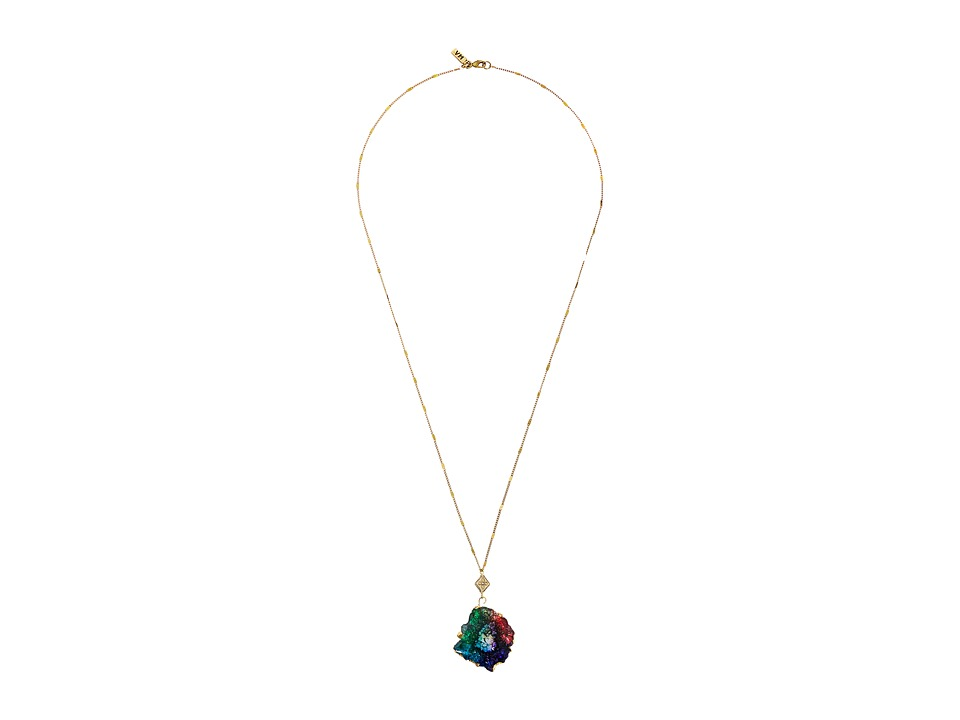 Vanessa Mooney The Nanette Necklace Gold Necklace
