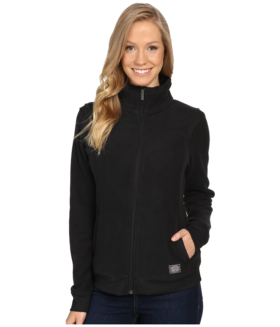 Toad&Co Bear Creek Fleece Jacket (Black) Women