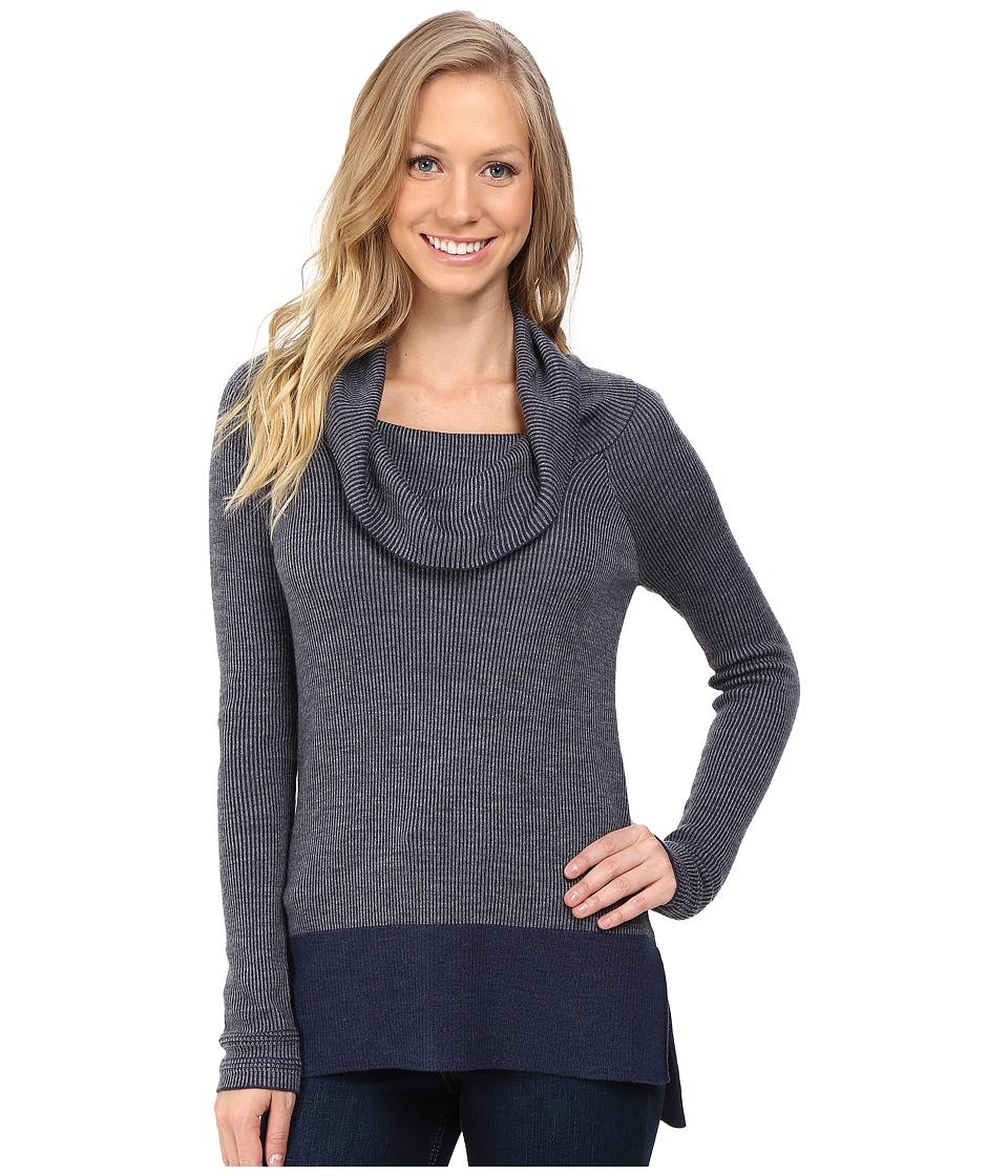 Toad&Co Uptown Sweater (Deep Navy) Women
