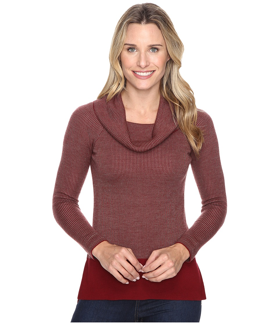 Toad&Co Uptown Sweater (House Red) Women