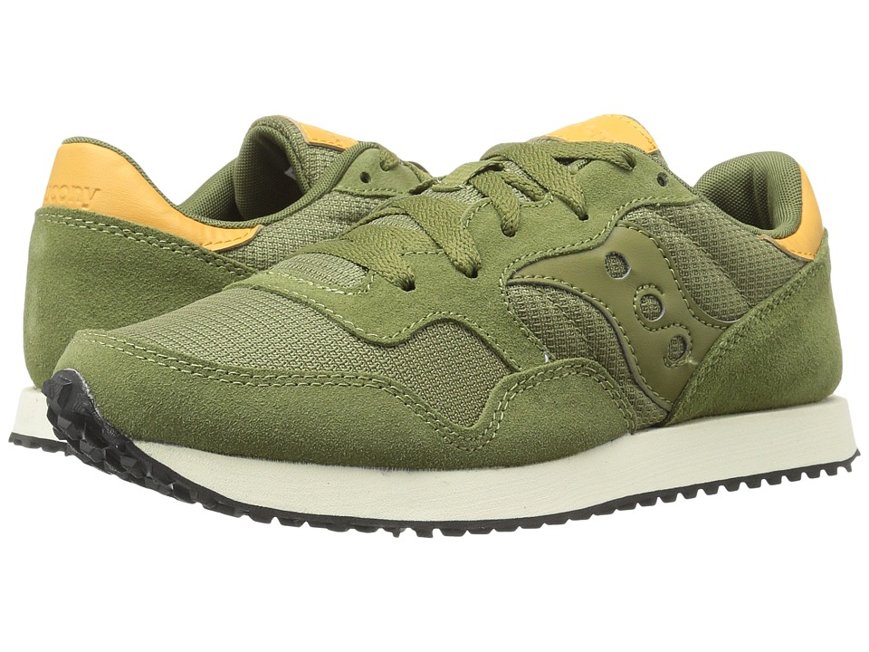 Saucony Originals - DXN Trainer (Olive) Men