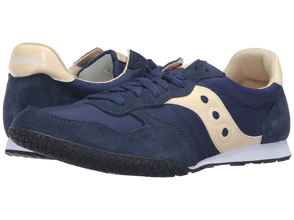 Saucony Originals - Bullet (Navy/Cream) Men