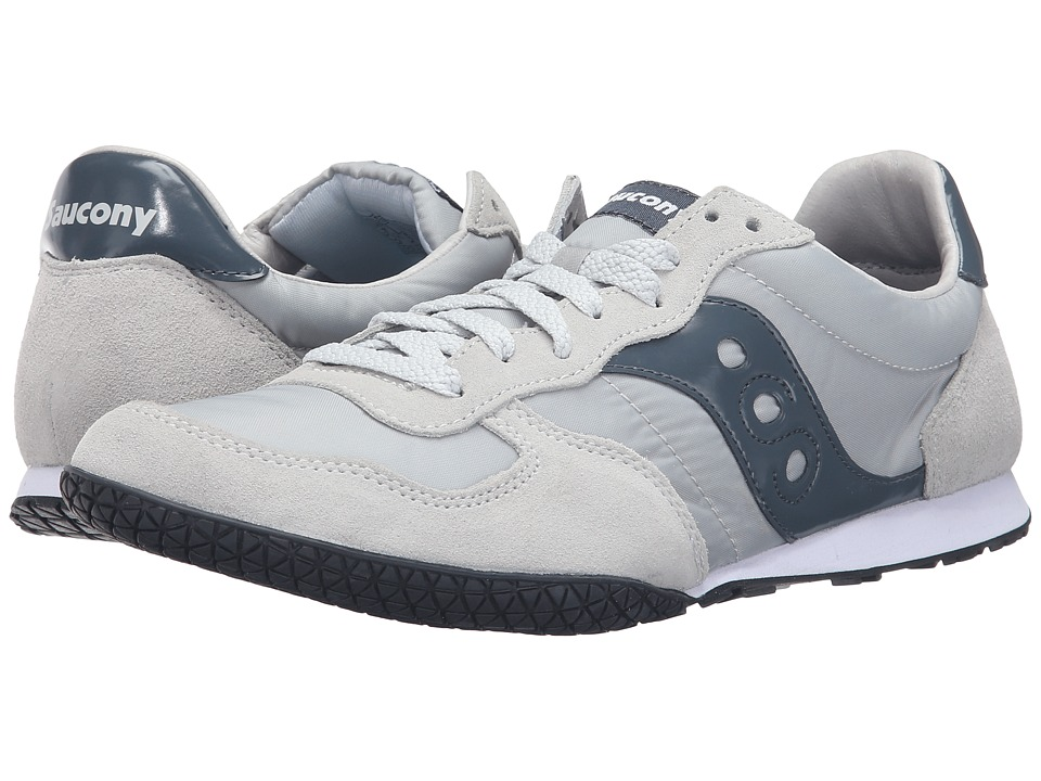 Saucony Originals - Bullet (Light Grey/Slate) Men