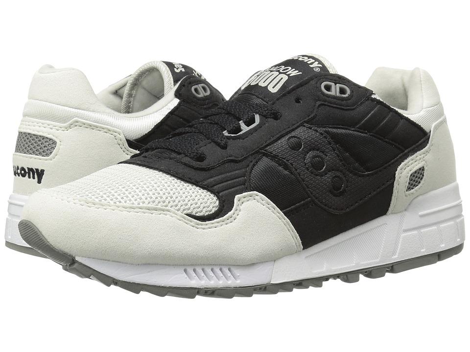 Saucony Originals - Shadow 5000 (Black/White) Womens Classic Shoes