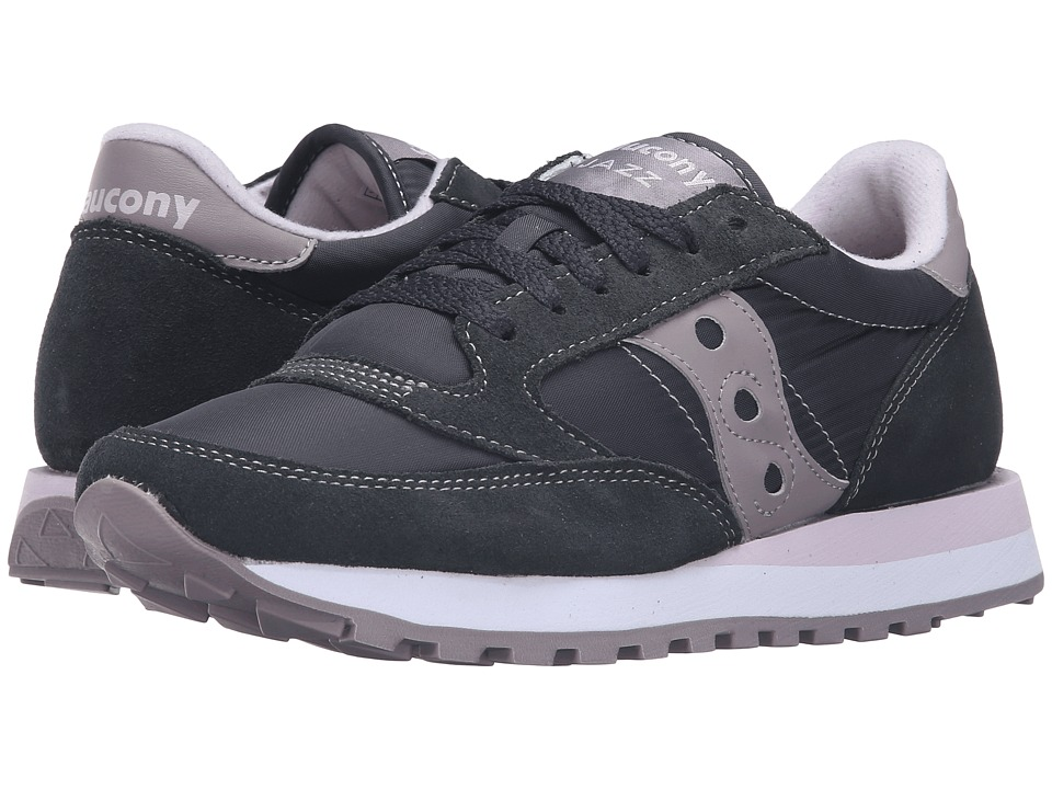 Saucony Originals - Jazz Original (Charcoal/Grey) Women
