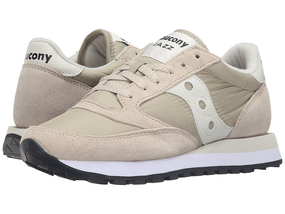 Saucony Originals - Jazz Original (Light Tan) Women