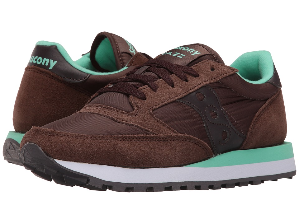 Saucony Originals Jazz Original (Brown) Women's