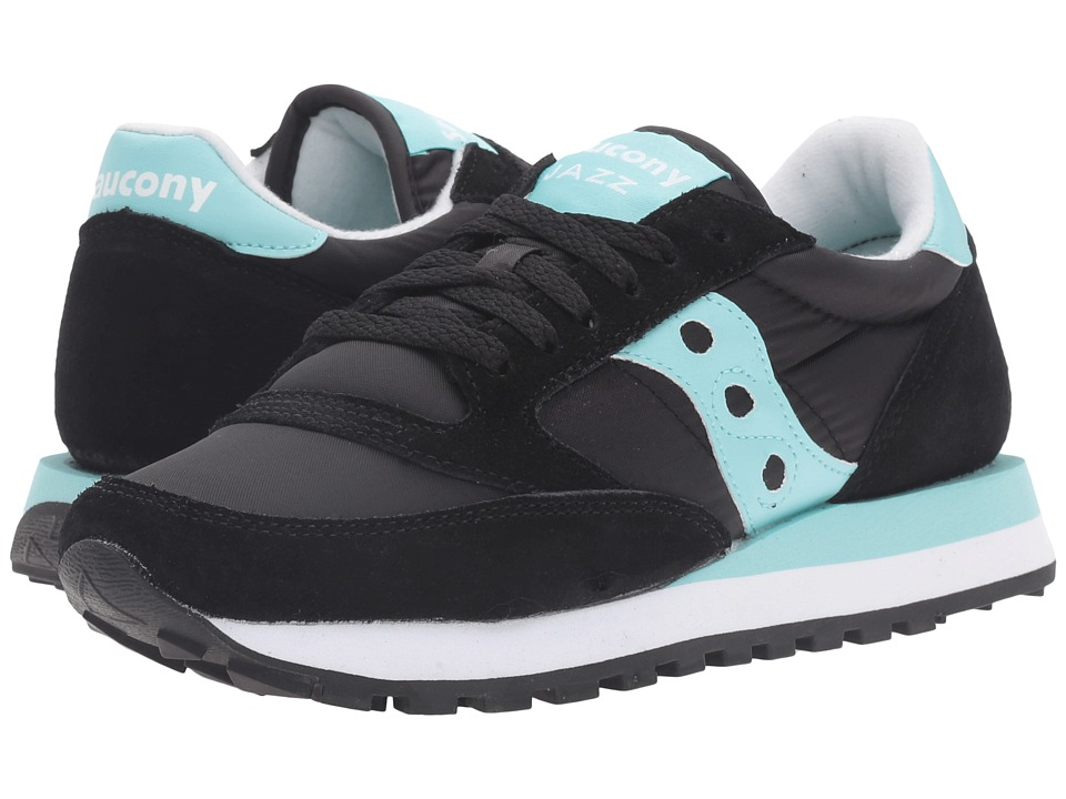 Saucony Originals Jazz Original (Black/Mint) Women's