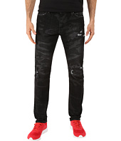 Rustic Dime - Biker Denim in Road Camo
