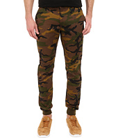 Rustic Dime - Sunset Jogger in Camo Stretch Twill