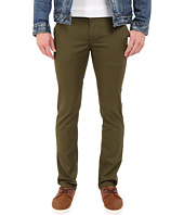 Rustic Dime - Chino Slim Fit in Olive Stretch Welt Pocket