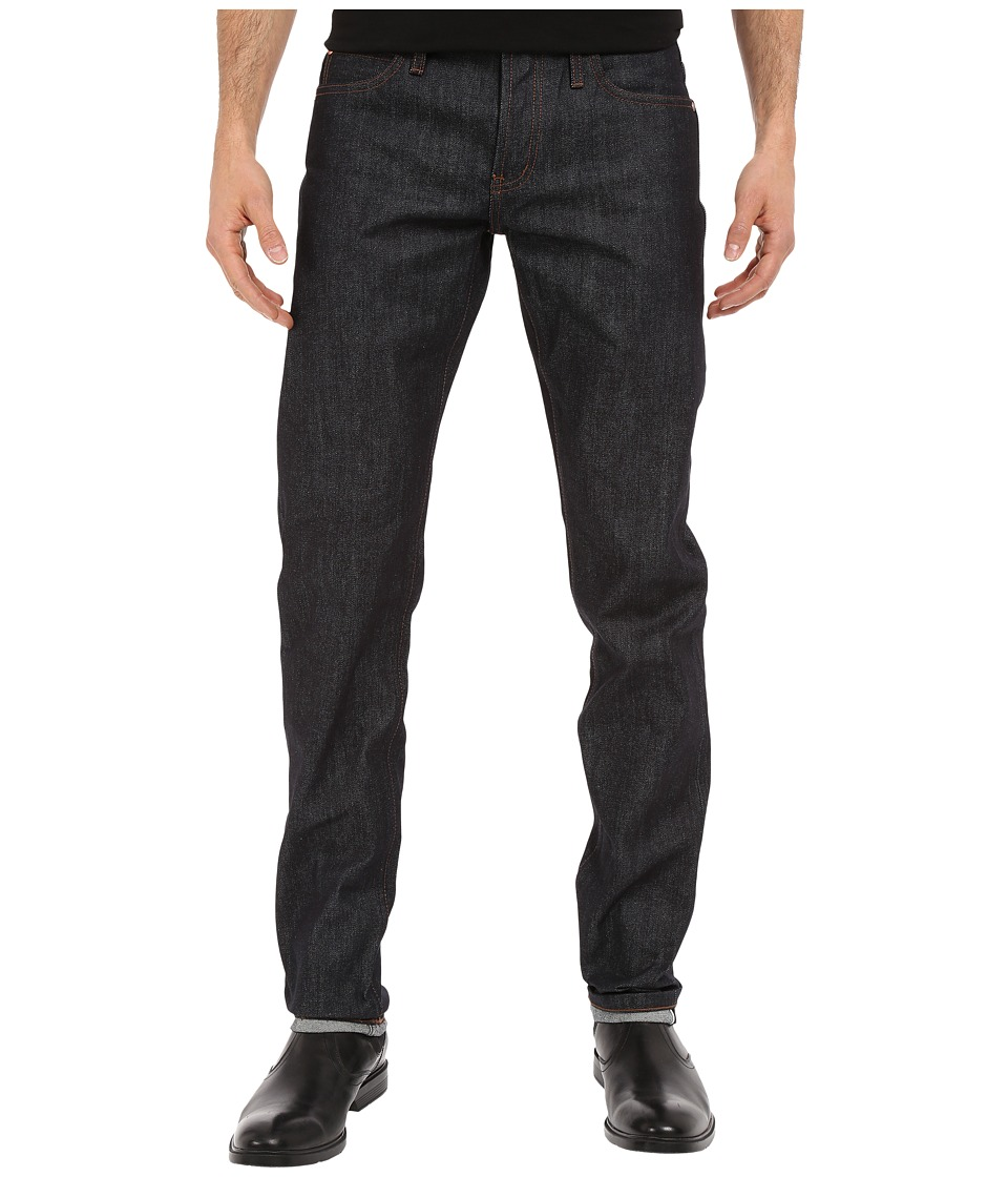 The Unbranded Brand Skinny in Indigo Selvedge Indigo Selvedge Mens Jeans