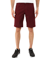 Rustic Dime - Chino Shorts in Vino