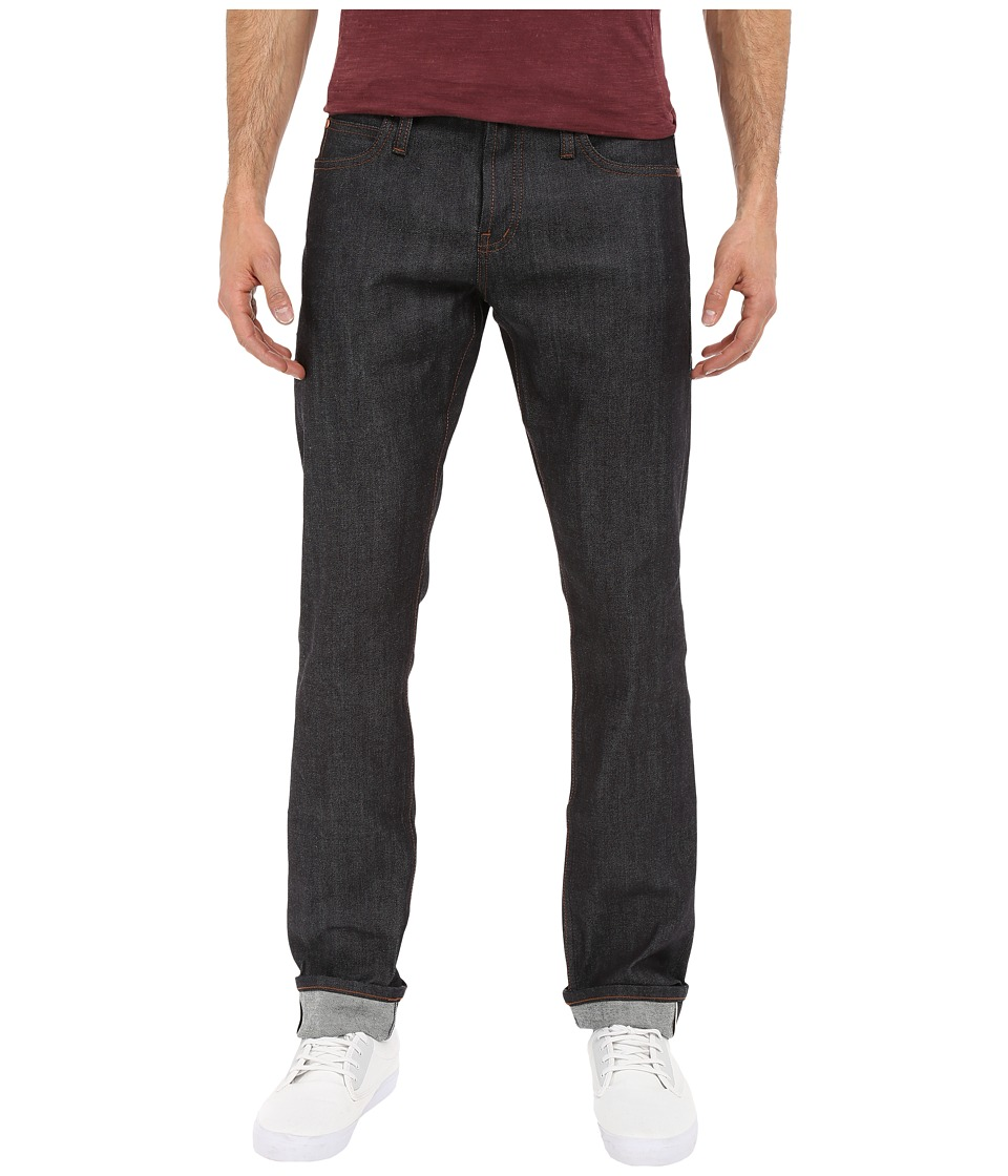 The Unbranded Brand Skinny in 11 OZ Indigo Stretch Selvedge 11 OZ Indigo Stretch Selvedge Mens Jeans