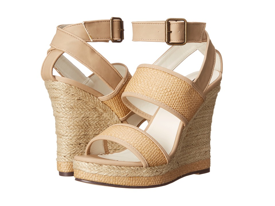 Michael Antonio Galah Natural Womens Wedge Shoes