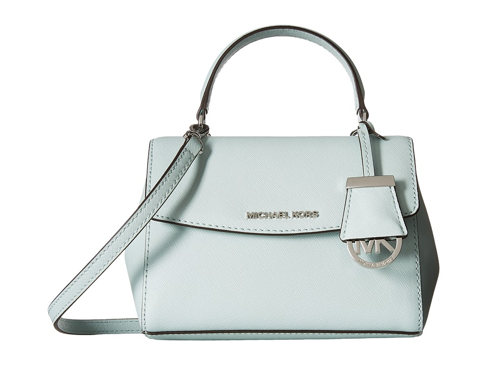 MICHAEL Michael Kors - Ava Extra Small Crossbody (Celadon) Cross Body Handbags