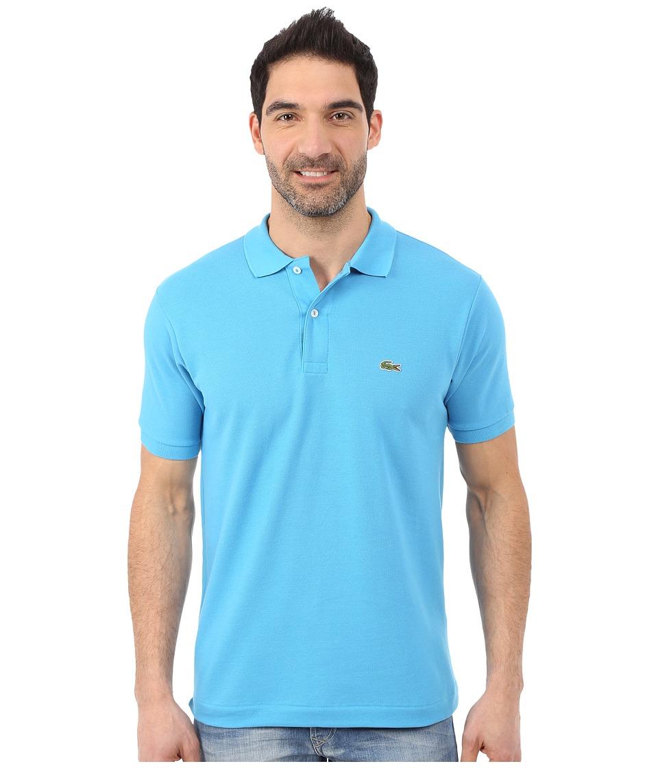 Lacoste - L1212 Classic Pique Polo Shirt (Fiji) Men