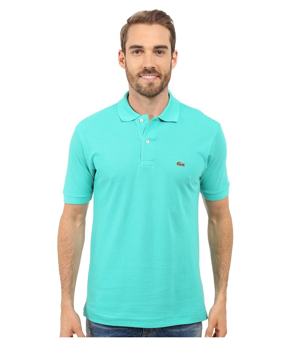 Lacoste - L1212 Classic Pique Polo Shirt (Papeete) Men