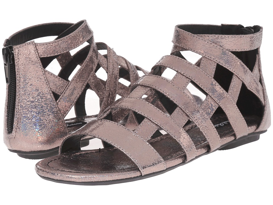 Michael Antonio Deron Pewter Womens Sandals