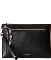 MICHAEL Michael Kors - Isabel Extra Large Double Zip Clutch
