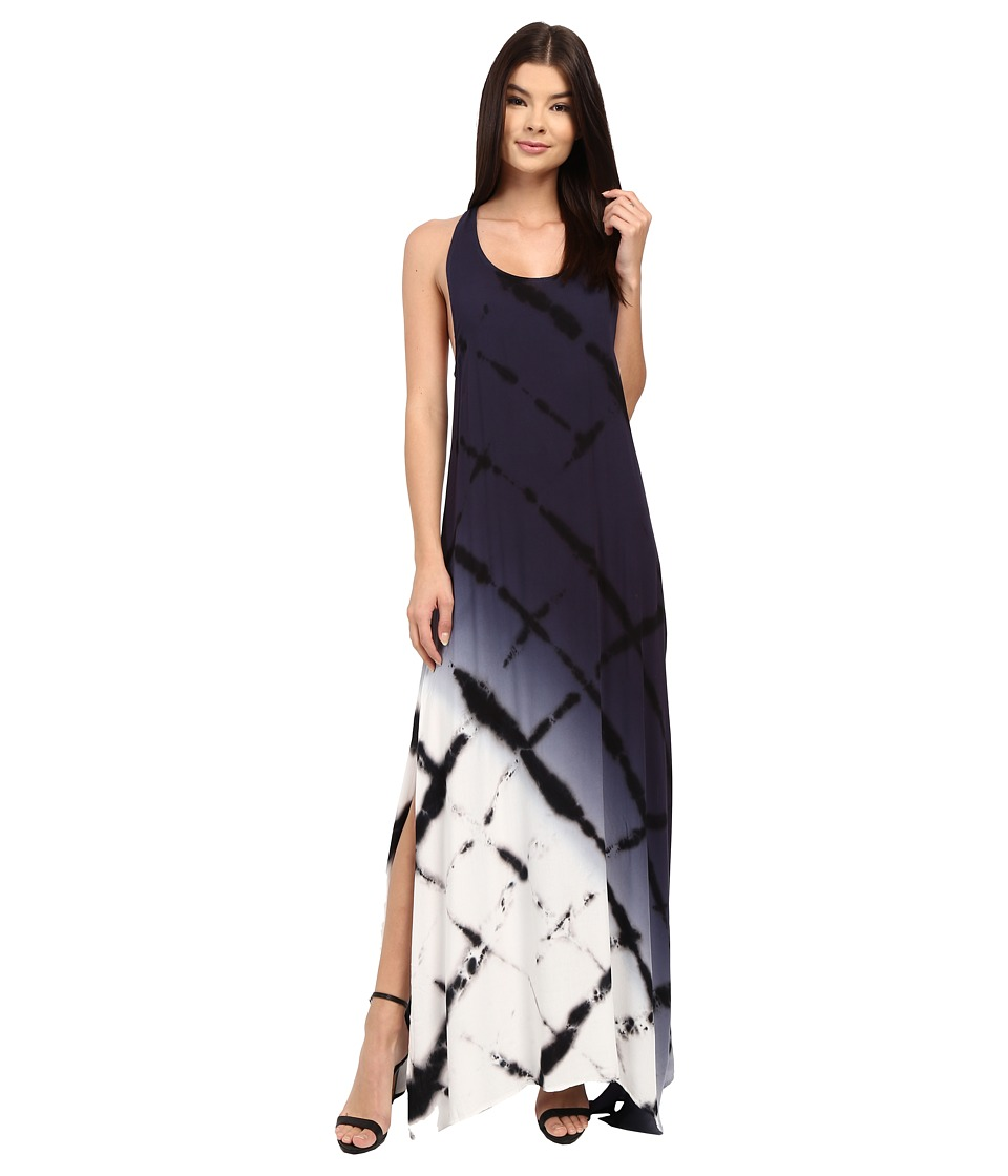 Young Fabulous amp Broke Dite Dress Navy Diamond Ombre Womens Dress