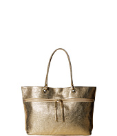 Tommy Hilfiger - Camille-Tote-Cracked Leather