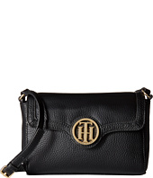 Tommy Hilfiger - Maggie-Flap Crossbody-Pebble Leather