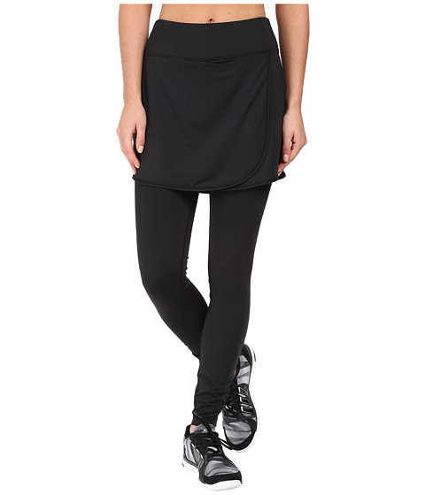 Skirt Sports Wrapsody Skirt with Tights - Black