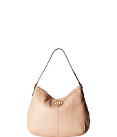 Tommy Hilfiger - Maggie-Hobo-Pebble Leather
