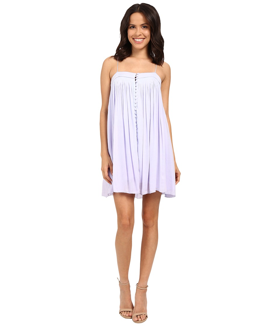 Young Fabulous amp Broke Bevy Dress Lavender Womens Dress